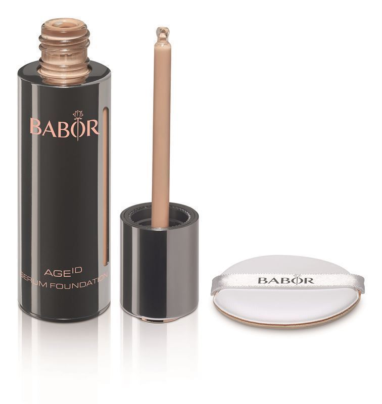 BABOR AGE ID SERUM FOUNDATION 02 natural - Imagen 2