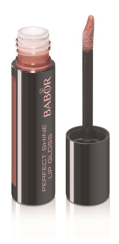 BABOR PERFECT SHINE LIP GLOSS 02 caramella - Imagen 1