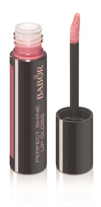 BABOR PERFECT SHINE LIP GLOSS 04 cinderella pink - Imagen 1