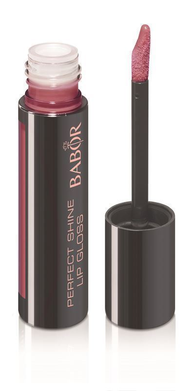 BABOR PERFECT SHINE LIP GLOSS 06 nude rose - Imagen 1