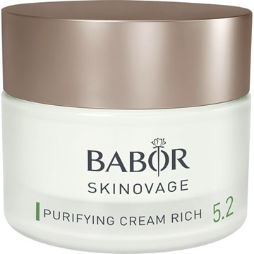 "BABOR PURIFYING CREAM RICH ""NEW"" - Imagen 1"