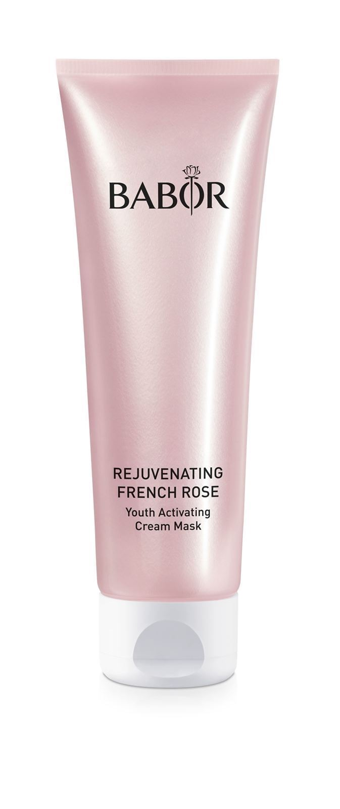 BABOR REJUVENATING FRENCH ROSE YOUTH ACTIVATING CREAM MASK - Imagen 1