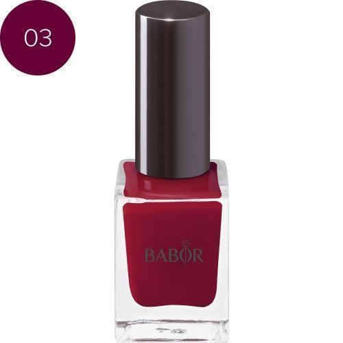 BABOR ULTRA PERFORMANCE NAIL COLOUR 03 burgundy - Imagen 1