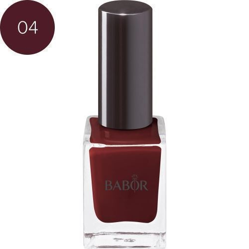 BABOR ULTRA PERFORMANCE NAIL COLOUR 04 rouge noir - Imagen 1
