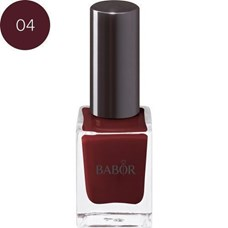 BABOR ULTRA PERFORMANCE NAIL COLOUR 04 rouge noir