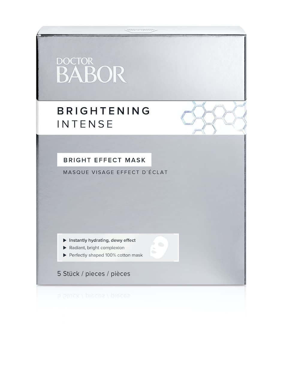 DOCTOR BABOR DAILY BRIGHT EFFECT MASK - Imagen 1