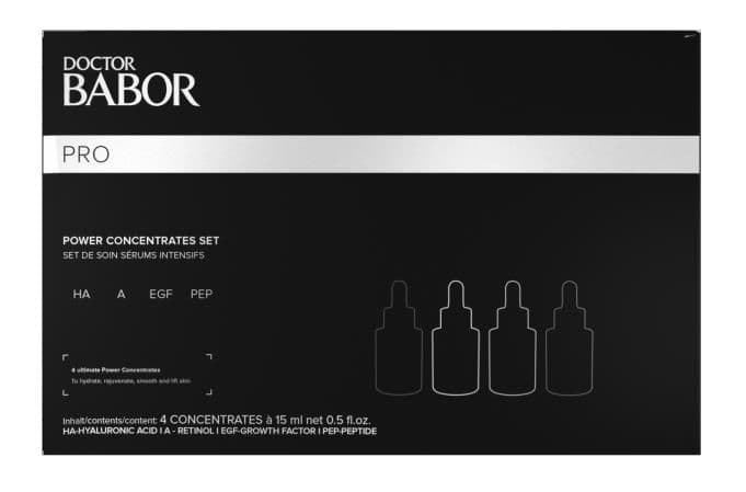 DOCTOR BABOR PRO POWER CONCENTRATES SET ED.LIMITADA - Imagen 1
